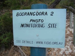 Boorangoora 2 is located beside the main steps on to Boorangoora's main beach