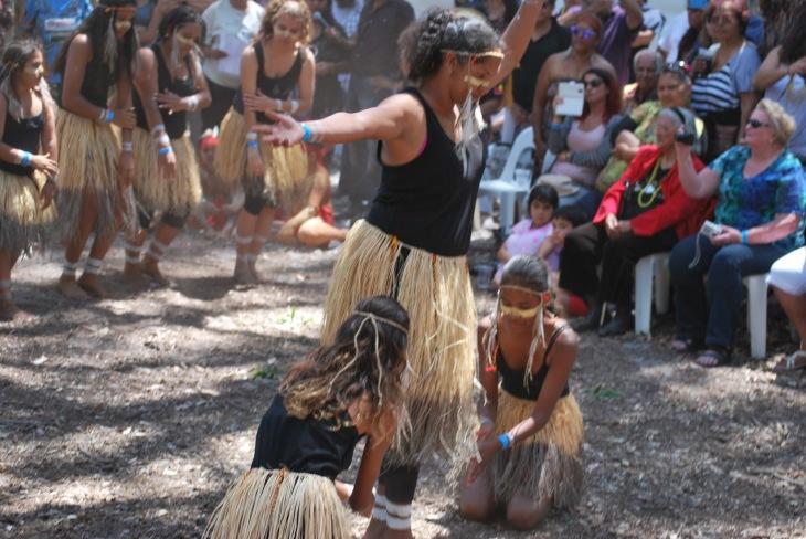 Butchulla Dancers
